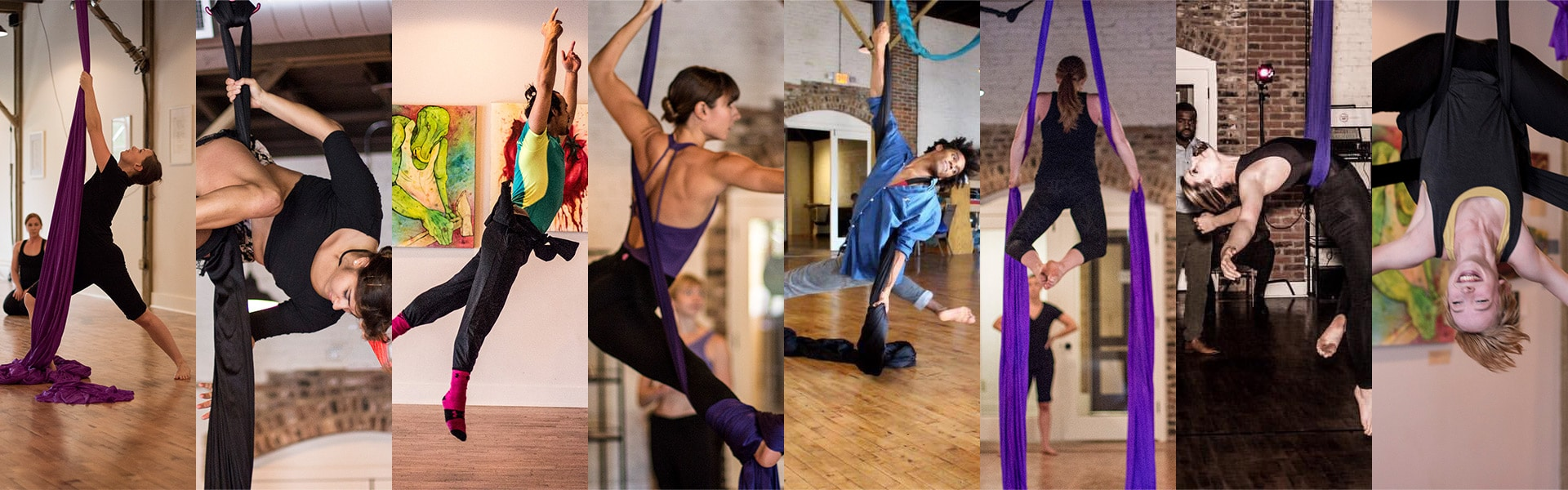 Aerial semester 11 classes