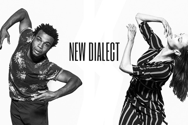 New Dialect community dance classes at abrasiveMedia